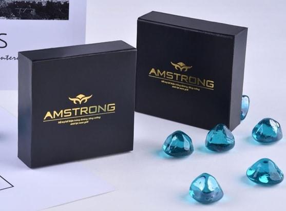 Hình ảnh hộp sản phẩm Amstrong Cường Anh