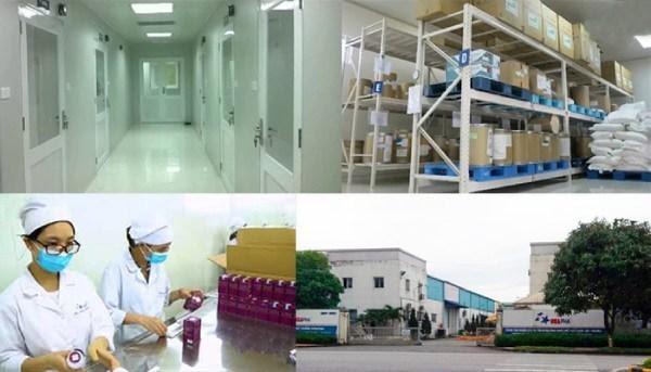 công ty TNHH Dược phẩm USAPHA