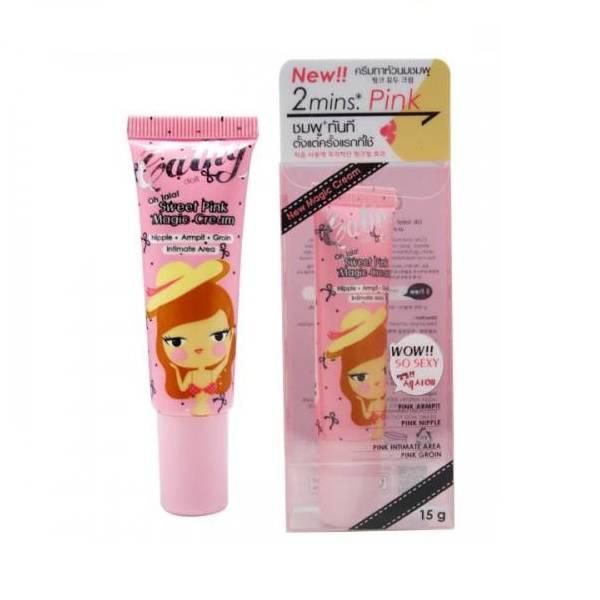 Kem làm hồng vùng kín pink pink 3 trong 1 có hiệu quả không?