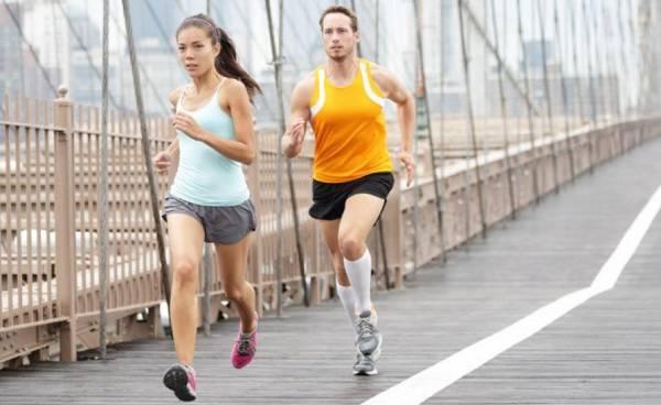 Chạy là liệu pháp điều trị cảm cúm