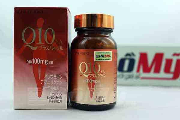 viên uống shiseido q10 aa