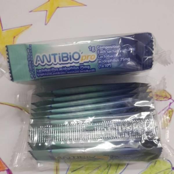 10 gói 1 hộp antibio pro