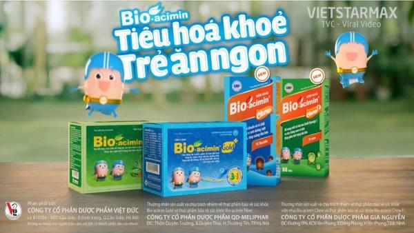 thuốc rối loạn tiêu hóa Bio Acimin có tốt không?