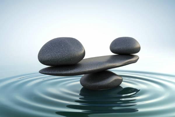 Âm dương thăng bằng