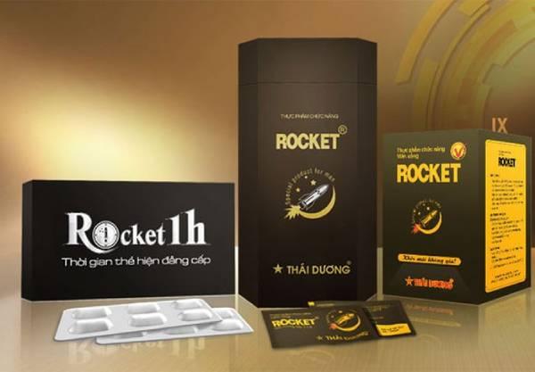Rocket 1h có hiệu quả không?