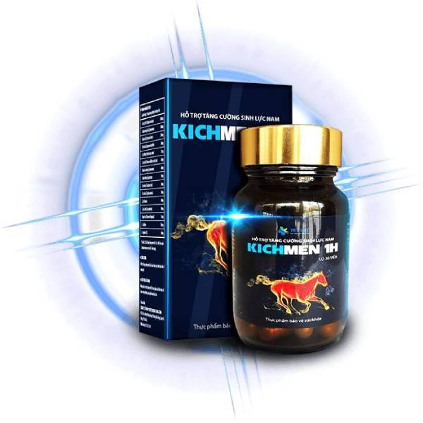 sản phẩm Kichmen 1h